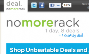 No More Rack!  What happened?  Is nomorerack.com a scam?