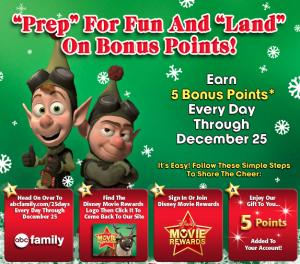 Disney 25 Days of Christmas