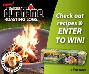 Duraflame Fire Pit and Campfire Logs Sweepstakes