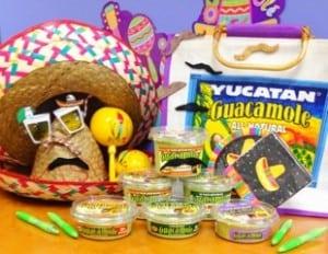 Yucatan Guacamole Giveaway