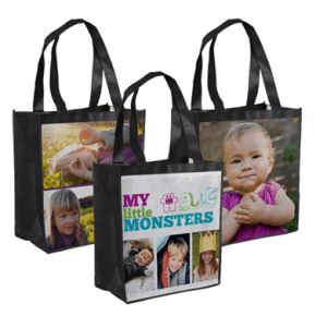 3 Photo Totes + 40 FREE prints for under $10 Shipped!