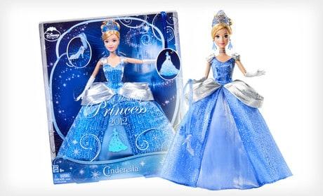 Groupon Save 10 On Disney Princess Cinderella 2012