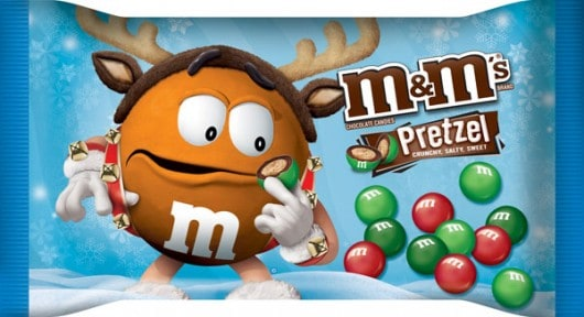 Large Bag of Christmas M&Ms for just $.24 at Target ...