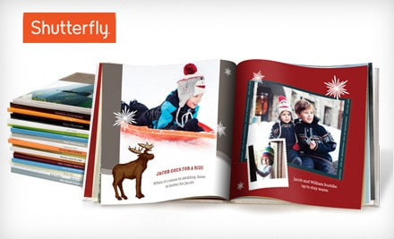 groupon shutterfly book
