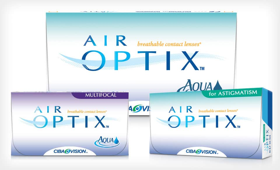 Air Optix Colored Contacts Coupons