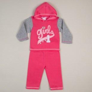 Kids 2 Piece Fleece Outfits
