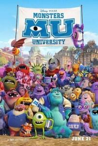 Monsters University New Trailer
