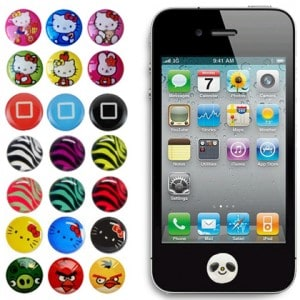 free home button for apple iPhone