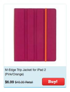iPad 2 jacket