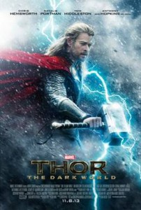Thor 2 new poster
