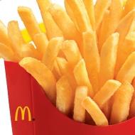 MyCokeRewards McDonalds Giveaway
