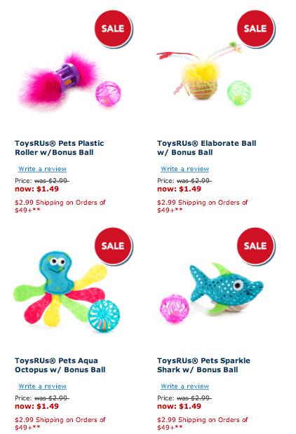 PetSmart Toys