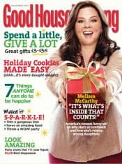 good housekeeping dec 2012 cover