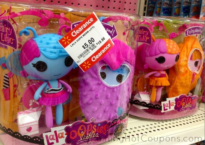 lalaloopsy dolls small