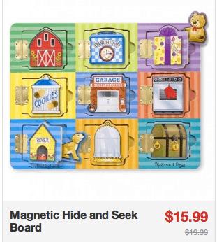 magnetic hide and seek