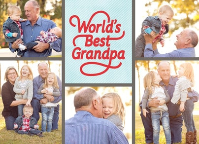 worlds best grandpa