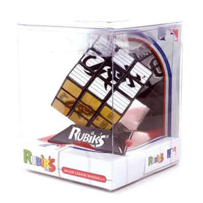 NHL & MLB Rubik's Cubes
