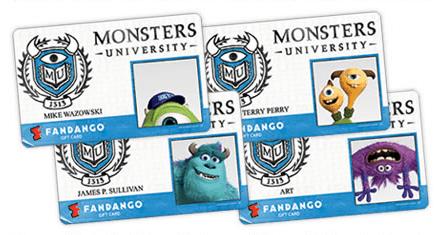 free monsters u