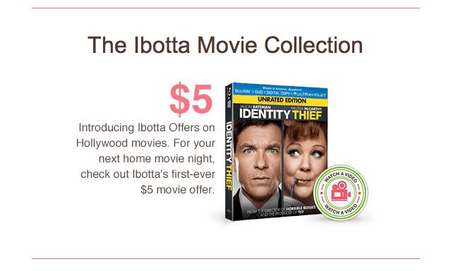 ibotta movie offer