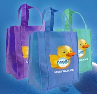 Dawn FREE Saves Wildlife Tote Bag