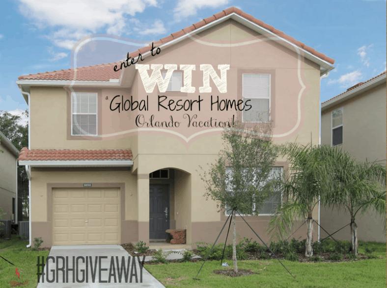 Global Resort Homes Giveaway