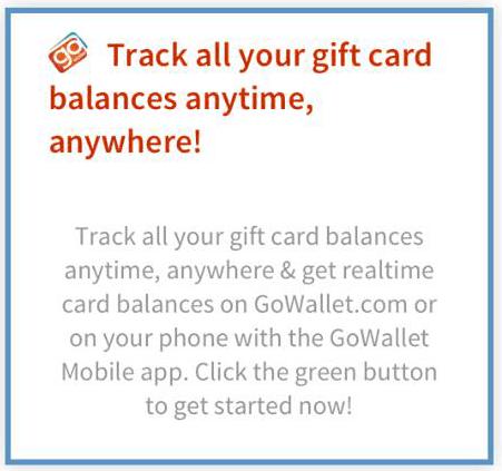 Go-Wallet-information