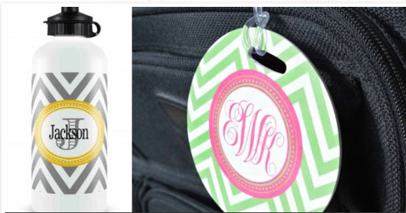 belle chic personalized accessories