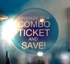 combo tickets