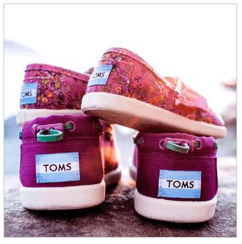 toms kids shoes