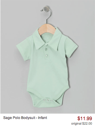 zulily infant summer clothing