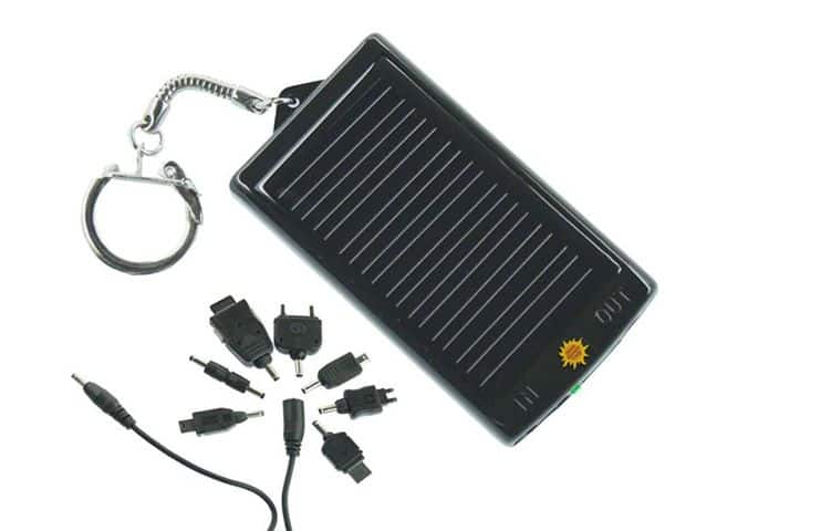 FREE Solar Charger