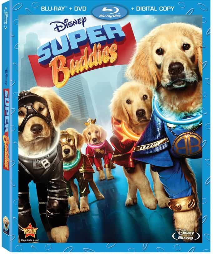 Super Buddies Combo Pack Box Shot