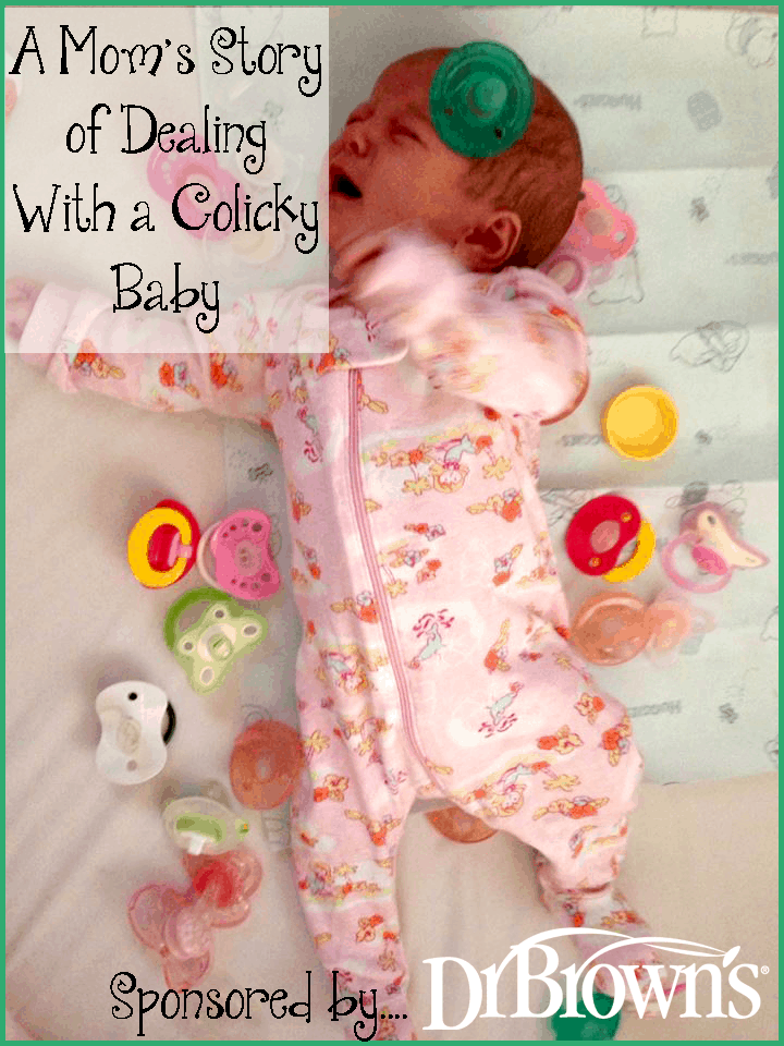 Dealing With a Colicky Baby