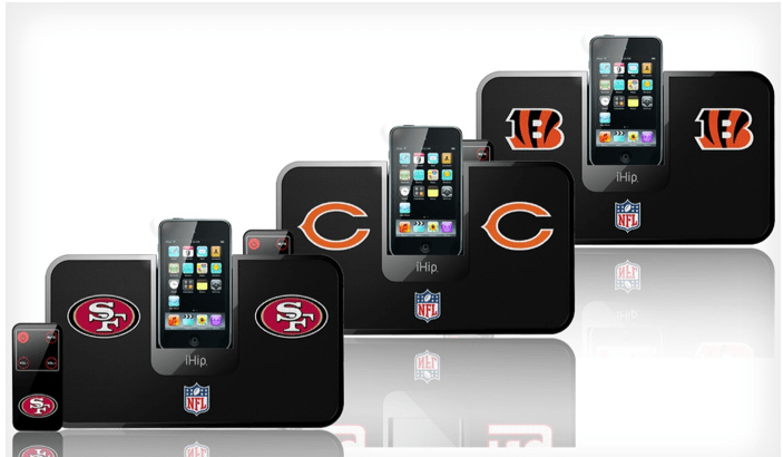 iHip NFL Portable iDock