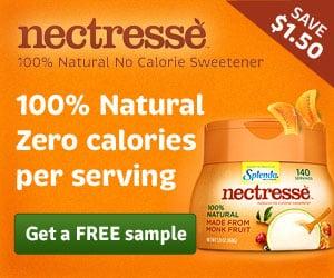 nectresse natural sweetener