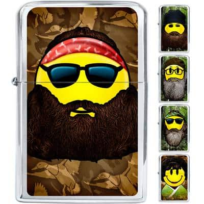 smiley duck hunters lighter deal