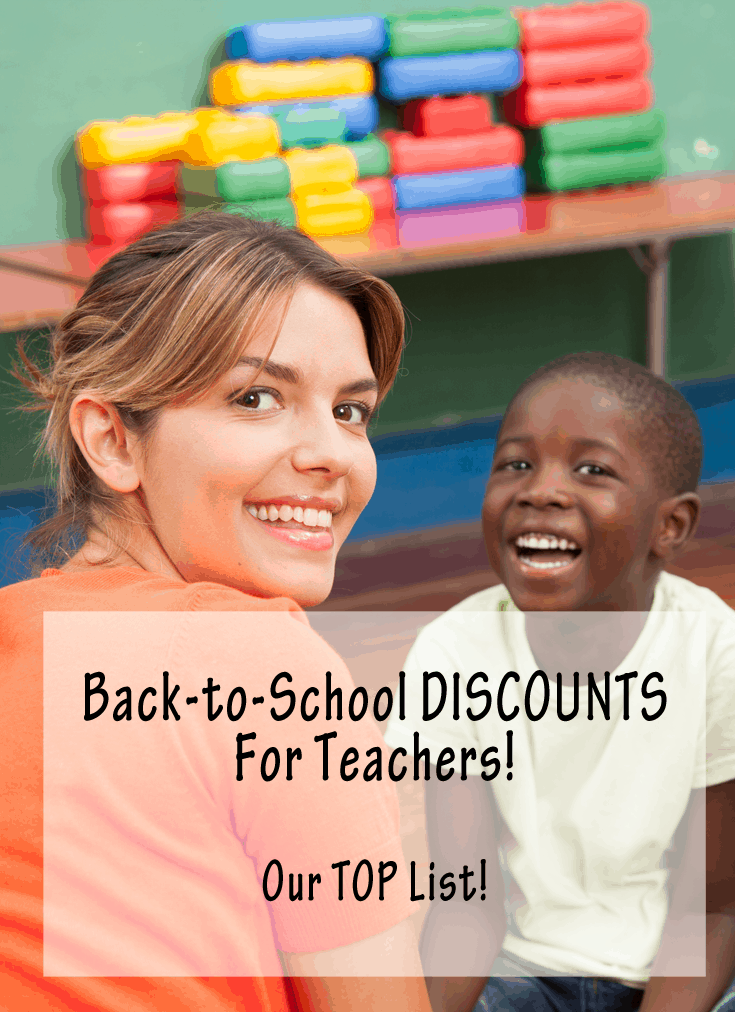 Teacher Back-to-School Deals