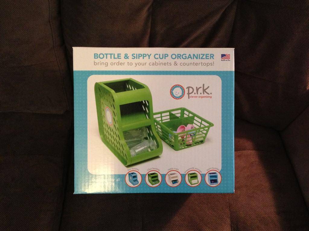 Baby Bottle Storage PBK Organizer Review