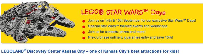 Lego Star Wars Days