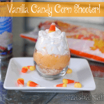 Vanilla Candy Corn Shooters