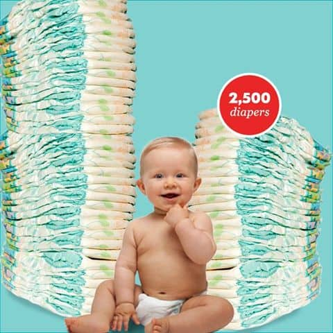 free diaper giveaway