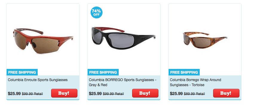 tanga sunglasses