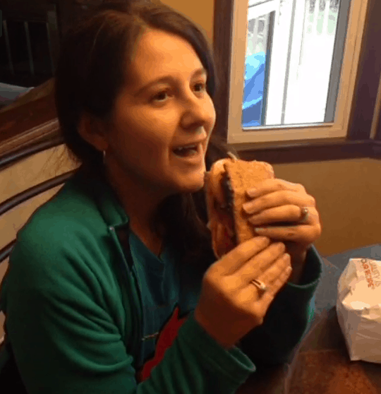 wendy's flatbread #6secondsflat