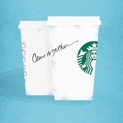 FREE Starbuck #payitforward