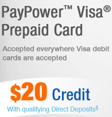 paypower incentives