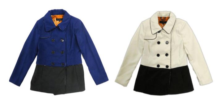 steve madden wool jacket