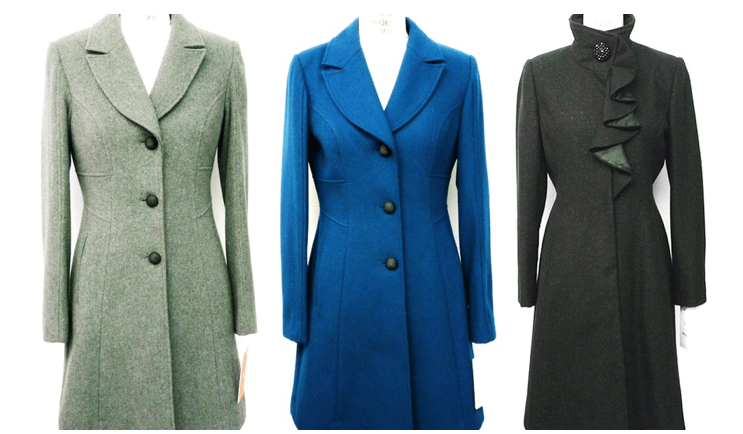 Groupon: Ivanka Trump Women's Wool Coats For 77% Off (Ends 10/31 ...