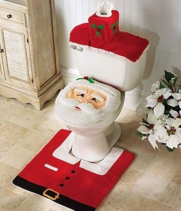 Santa Potty