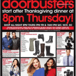 Black Friday 2013 Macy's Ad: $19.99 Boots, BOGO Clothing, Over 60% Off Kitchenware!