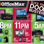 Black Friday 2013 OfficeMax Ad:  $29.99 All In One Printers, Save 50% On Tablet Covers!